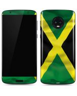 Jamaica Flag Moto G6 Skin