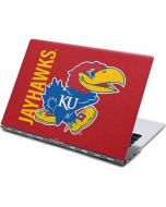 Jayhawks KU Yoga 910 2-in-1 14in Touch-Screen Skin