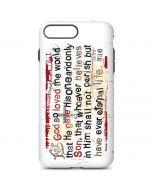 John 3:16 iPhone 7 Plus Pro Case