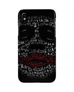 Joker- Put a Smile On That Face iPhone XS Max Lite Case