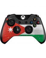Jordan Flag Distressed Xbox One Controller Skin