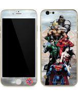 Justice League Heros iPhone 6/6s Skin