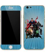 Justice League New 52 iPhone 6/6s Skin