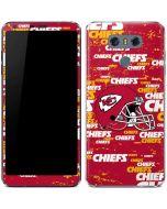 Kansas City Chiefs - Blast Alternate LG G6 Skin