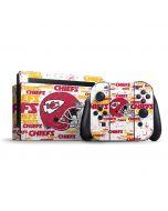 Kansas City Chiefs - Blast Nintendo Switch Bundle Skin