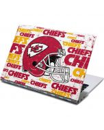 Kansas City Chiefs - Blast Yoga 910 2-in-1 14in Touch-Screen Skin