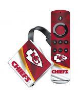 Kansas City Chiefs Amazon Fire TV Skin
