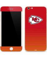 Kansas City Chiefs Breakaway iPhone 6/6s Plus Skin