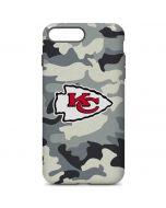 Kansas City Chiefs Camo iPhone 7 Plus Pro Case