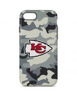 Kansas City Chiefs Camo iPhone 8 Pro Case