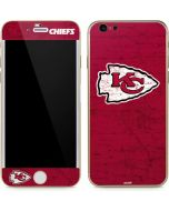 Kansas City Chiefs Distressed iPhone 6/6s Skin