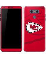 Kansas City Chiefs Double Vision LG G6 Skin
