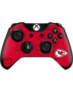 Kansas City Chiefs Double Vision Xbox One Controller Skin