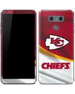 Kansas City Chiefs LG G6 Skin