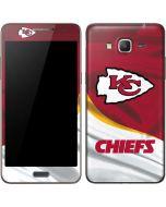 Kansas City Chiefs Galaxy Grand Prime Skin