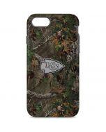Kansas City Chiefs Realtree Xtra Green Camo iPhone 8 Pro Case