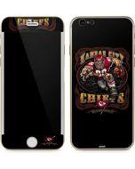 Kansas City Chiefs Running Back iPhone 6/6s Skin