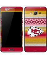 Kansas City Chiefs Trailblazer Galaxy Grand Prime Skin