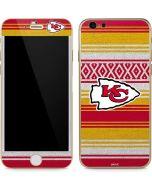 Kansas City Chiefs Trailblazer iPhone 6/6s Skin