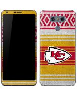Kansas City Chiefs Trailblazer LG G6 Skin