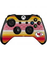 Kansas City Chiefs Trailblazer Xbox One Controller Skin