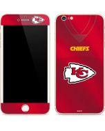 Kansas City Chiefs Team Jersey iPhone 6/6s Plus Skin