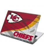 Kansas City Chiefs Yoga 910 2-in-1 14in Touch-Screen Skin
