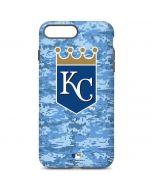 Kansas City Royals Digi Camo iPhone 7 Plus Pro Case