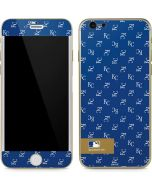 Kansas City Royals Full Count iPhone 6/6s Skin