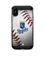 Kansas City Royals Game Ball iPhone XS Max Cargo Case