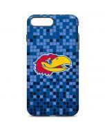 Kansas Jayhawks Digi iPhone 7 Plus Pro Case