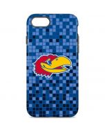 Kansas Jayhawks Digi iPhone 8 Pro Case