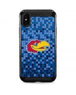 Kansas Jayhawks Digi iPhone XS Max Cargo Case