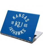 Kansas Jayhawks KY 1865 Yoga 910 2-in-1 14in Touch-Screen Skin