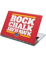 Kansas Rock Chalk Jayhawk Yoga 910 2-in-1 14in Touch-Screen Skin