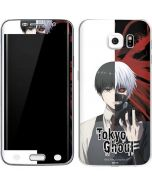 Ken Kaneki Split Galaxy S6 Edge Skin