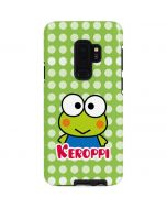 Keroppi Logo Galaxy S9 Plus Pro Case