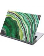 Kiwi Watercolor Geode Yoga 910 2-in-1 14in Touch-Screen Skin