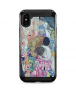 Klimt - Death and Life iPhone XS Max Cargo Case