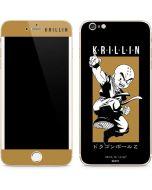 Krillin Combat iPhone 6/6s Plus Skin