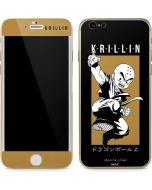 Krillin Combat iPhone 6/6s Skin