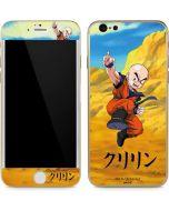 Krillin Power Punch iPhone 6/6s Skin