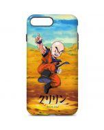Krillin Power Punch iPhone 7 Plus Pro Case