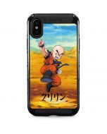 Krillin Power Punch iPhone XS Max Cargo Case