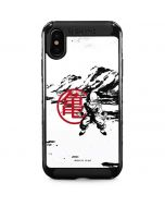 Krillin Wasteland iPhone XS Max Cargo Case