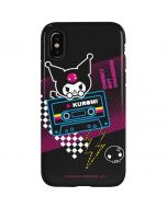 Kuromi Cheeky but Charming iPhone X Pro Case