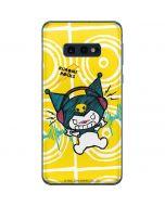 Kuromi Rocker Girl Yellow Stereos Galaxy S10e Skin