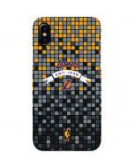 LA Lakers Digi iPhone XS Max Lite Case