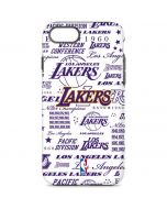 LA Lakers Historic Blast iPhone 8 Pro Case