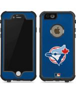 Large Vintage Blue Jays iPhone 6/6s Waterproof Case